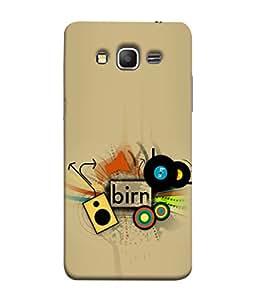 FUSON Designer Back Case Cover for Samsung Galaxy Core Prime :: Samsung Galaxy Core Prime G360 :: Samsung Galaxy Core Prime Value Edition G361 :: Samsung Galaxy Win 2 Duos Tv G360Bt :: Samsung Galaxy Core Prime Duos (Art Classic Guitar Hobby Instrument )