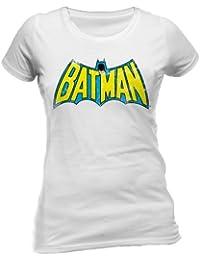 Batman - Camiseta - manga 3/4 - para mujer