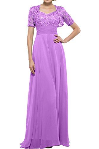 Missdressy -  Vestito  - linea ad a - Donna Lila