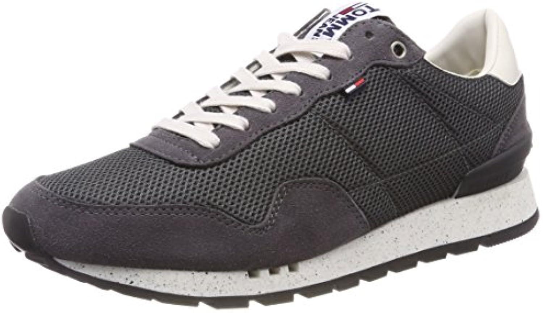 Hilfiger Denim Herren Tommy Jeans Lifestyle Sneaker