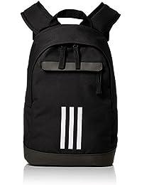 Adidas A Classic XS 3S, Mochila Unisex niños, (Negro/Blanco),