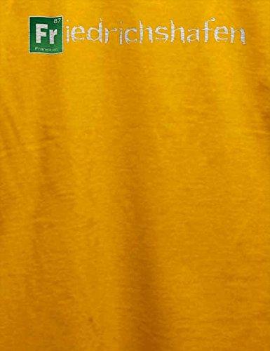 Friedrichshafen T-Shirt Gelb