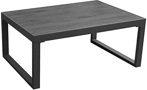 Proloisirs Table Basse en Aluminium Manhattan