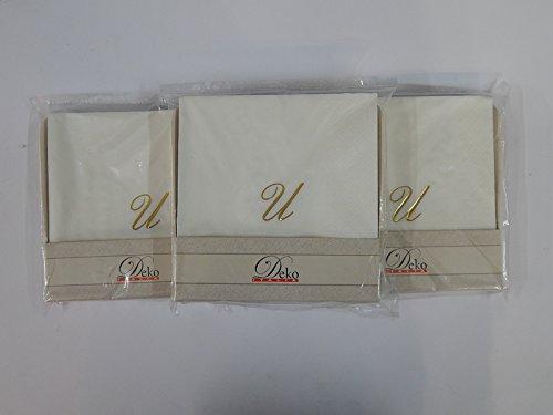set-di-3-pacchi-da-20-tovaglioli-di-carta-bianchi-33x33-cm-con-iniziale-oro-u