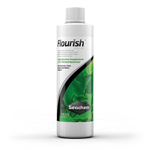 Seachem Pets-N-Us Flourish Phosphor Nahrungsergänzungsmittel, 250ML (Bepflanzten Aquarium)