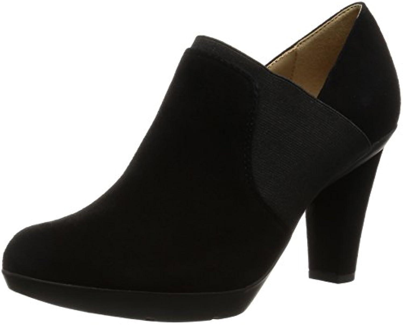 Geox D Inspiration B, Zapatos de Tacón para Mujer