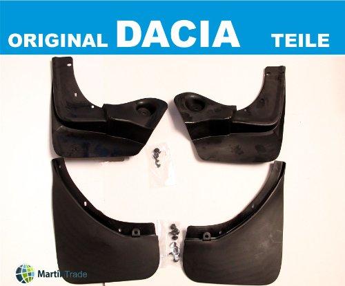 Set-completo-di-paraspruzzi-originale-Dacia-Duster-anterioreposteriore-destrosinistro