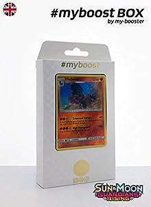 my-booster-SM02-UK-76HR/145 - Tarjetas Pokémon, SM02-UK-76HR/145