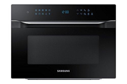 Samsung Smart Oven HotBlastT MC35J8088LT Microonde Combinato con Grill XXL, 35 l, Argento