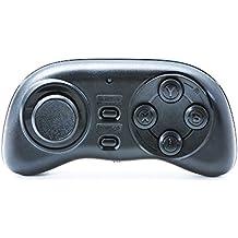 QUMOX mini Bluetooth Joystick GamePad controlador remoto para iOS teléfono Android Tablet PC VR Smart