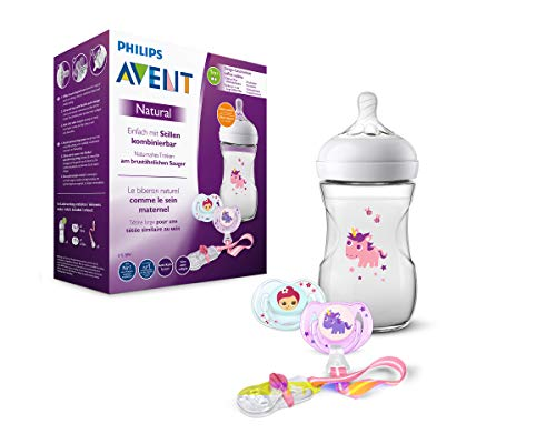 Philips Avent SCD287/25 - Set regalo natural