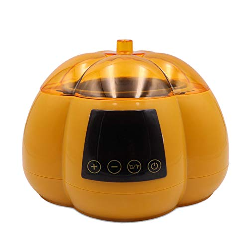 Kürbis Tool Box - Kürbis-Schmelztiegel Haarentfernungs-Tool Smart Professional Wärmer Wachs