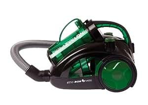Bob-Home BH2894 Aspirateur sans Sac Eco Cyclone Plus 1400 W