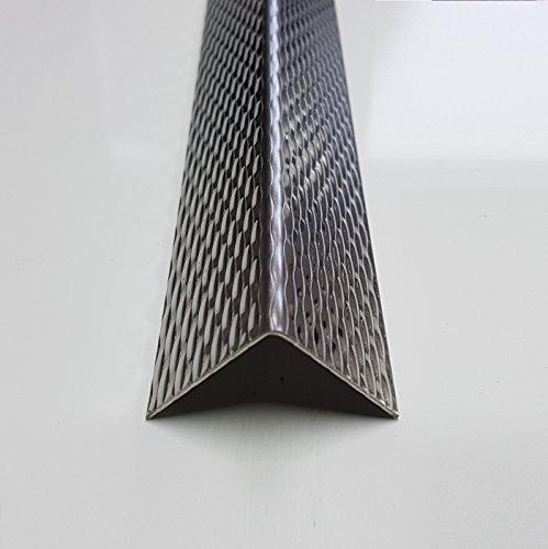 Ángulo de acero inoxidable Perfil 5WL 2000M de largo 1mm de grosor...