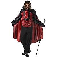 Costume Halloween   Carnevale da Vampiro Conte Dracula Sanguinario – Uomo  Medium 566de65c62e6