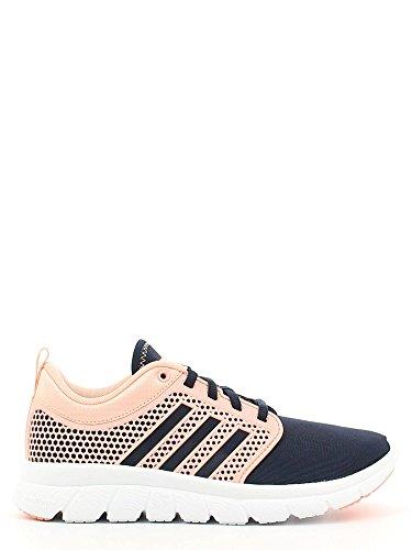 adidas neo CLOUDFOAM GROOVE Sneaker Damen conavy-ltflor-ftwwht