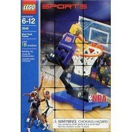 Lego Sports - Slam Dunk Trainer - NBA Set 3548 by LEGO