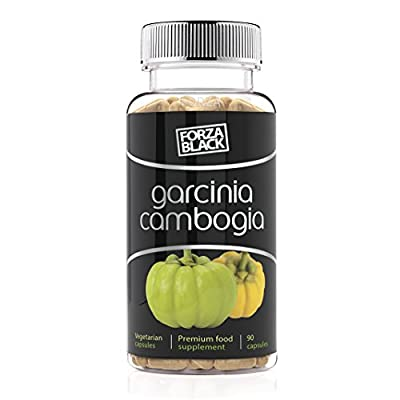 FORZA BLACK Pure Garcinia Cambogia - Natural Fat Blocker from FORZA Industries
