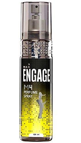 Engage M4 Perfume Spray, 120ml