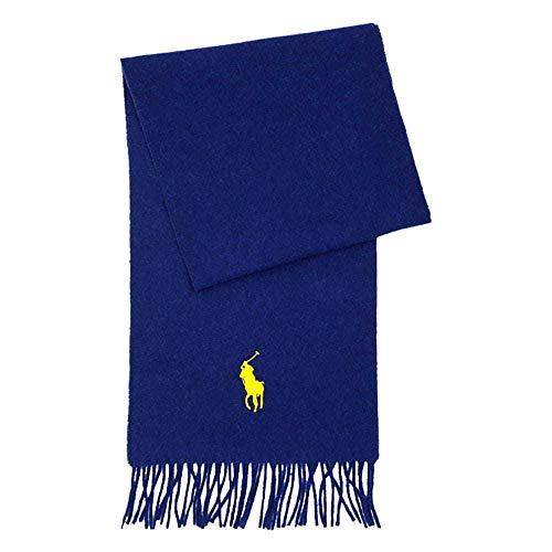 Polo Ralph Lauren Herren Schal Blau blau onesize