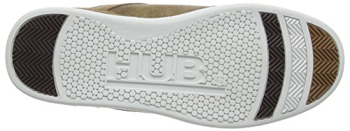 Hub Firm W30, Baskets Homme Braun (cigare 126)
