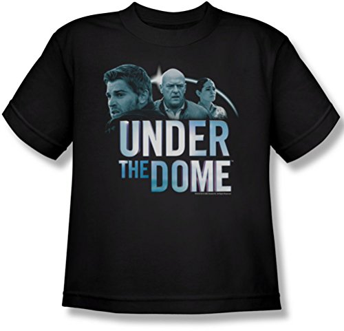 Under The Dome - Jugend-Charakter-Kunst-T-Shirt, X-Large, Black (Charakter-jugend-t-shirt)