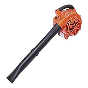 26cc Petrol Handheld Leaf Blower – Powerful Lightweight Portable Cordless Garden Cleaner Vacuum – Ideal for Clearing Leaves and Grass Clippings from Lawn, Patio, Drive – Easy Start 0.75KW