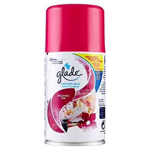 Glade Automatic Spray Ricarica - Fragranza Relaxing Zen