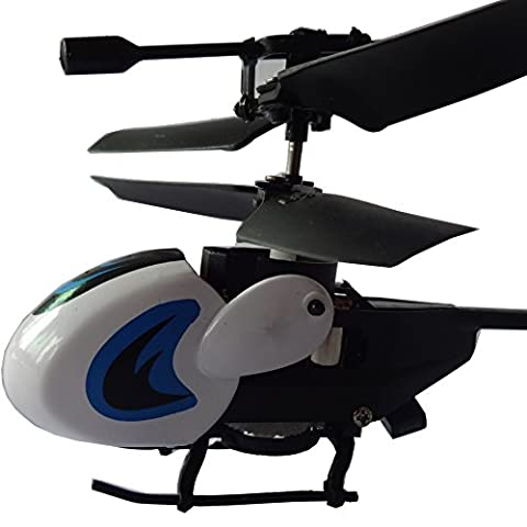 Tolako Mini 2.4 GHz 3.5 Channel Infrared RC Helicopter With LED USB Charge 360 Degrees Flying for Kids Indoor Outdoor Play