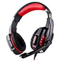 KOTION EACH G9000 3.5mm Gaming Headphone Stereo Noise Cancellation Headset Earphone