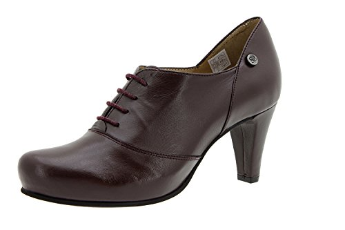 Scarpe donna comfort pelle Piesanto soletta estraibile 5234 stringhe scarpe di sera comfort larghezza speciale