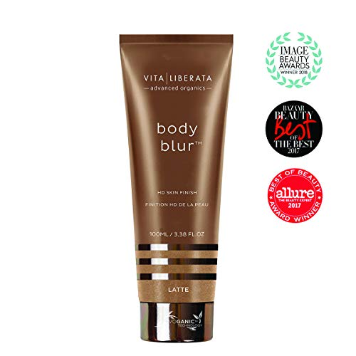 Vita Liberata Körper-Make-Up - Body Blur Instant HD Skin Finish, für Bräunung und Haut-Perfektionierung, 100 ml (Fake Make-up Skin)
