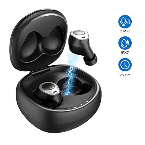 ?Nueva Versión? Mpow Auriculares Bluetooth 5.0