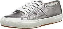 Superga 2750 Cotmetu, Sneaker Unisex Adulto, Grigio, 42 EU