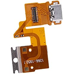 Gazechimp Port de Charge Câble Flexible Pièces de Réparation pour Tablette Sony Xperia Z SGP311