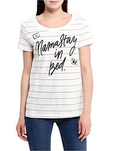 Only ONLKITA Maxi T-Shirt MainApps Avorio