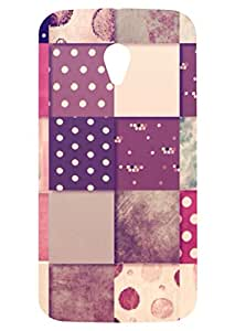 100 Degree Celsius Back Cover for Moto G 2nd (Designer Printed Multicolor)