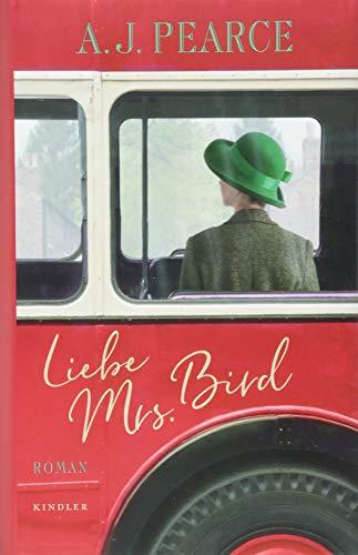 Buchseite und Rezensionen zu 'Liebe Mrs. Bird' von AJ Pearce