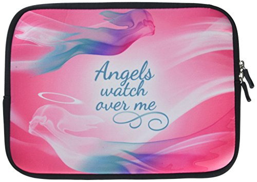13561 Angels Watch Over Me H Tablet Fall, Groß ()