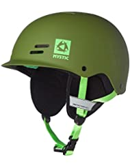 Mystic Predator Multisport Helmet with Earpads - Army Size-- - Small/Medium