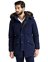 separation shoes 56243 9f7d2 Amazon.it: parka uomo - Guess / Uomo: Abbigliamento