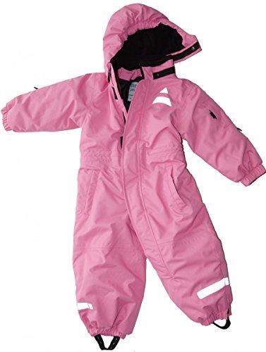 Maylynn Mini Baby Softshell Schneeanzug Schneeoverall rosa, Größe:86