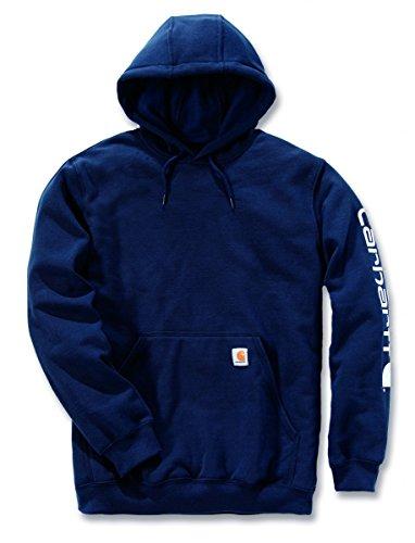 Carhartt Workwear Kapuzenpullover Hooded Sweater Original Fit Superior Blue