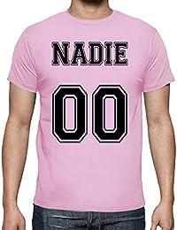 latostadora - Camiseta Nadie Delantera para Hombre