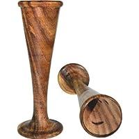 Stethoskop Pinard aus Holz - Hörrohr Hebammenstethoskop
