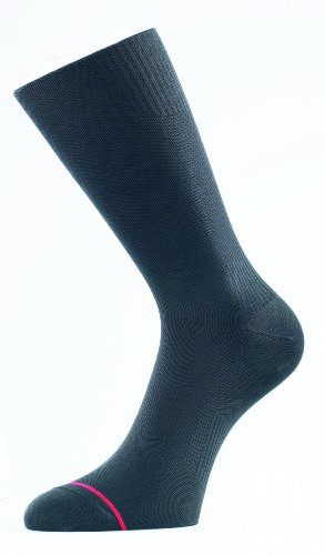 1000 Mile Kompression Socken L schwarz