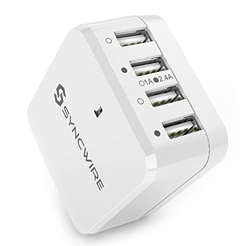 Syncwire-Mains-USB-Charger-Lifetime-Guarantee-Series