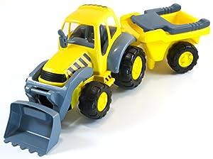 Miniland - Súper Tractor Remolque (45153)
