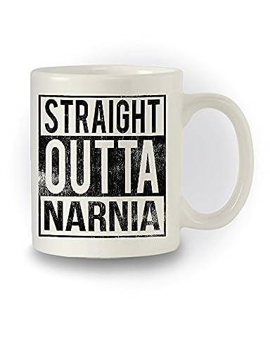 Shaw Tshirts® Straight Outta Narnia Mug