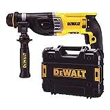 Dewalt D25143K-TR Profesyonel Sds-Plus Kırıcı/Delici, Sarı/Siyah
